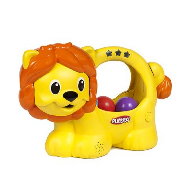 Playskool Bébé lion à balles multilingue