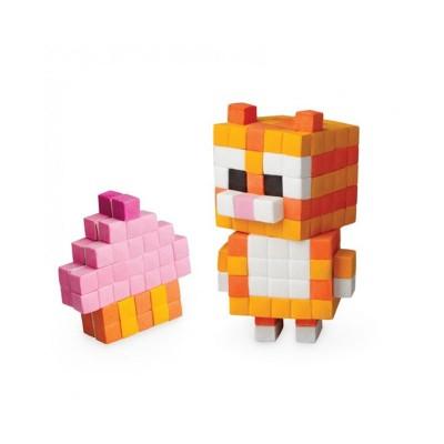 Orb Factory loisirs créatifs : pixel pops : chaton
