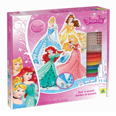 Orb Factory kit créatif bulles et joyaux princesses disney