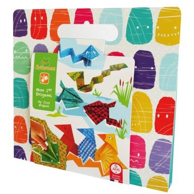 Au Sycomore Pochette créative : Mon premier Origami
