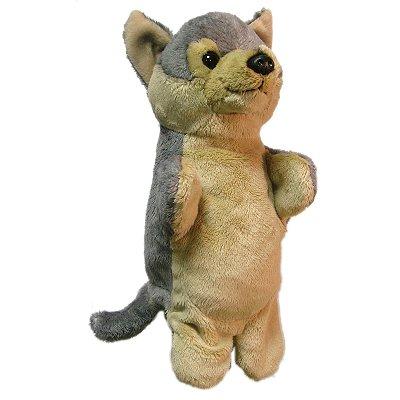 Au Sycomore Peluche Marionnette Loup