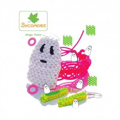 Au Sycomore lovely box : scoubidous magiques