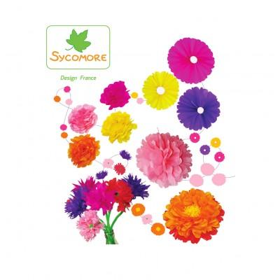 Au Sycomore lovely box : fleurs et froufrous