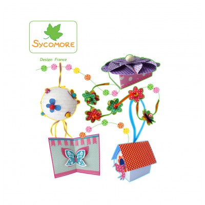 Au Sycomore lovely box : art du papier
