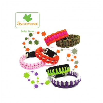 Au Sycomore lovely box : bracelets lovers !