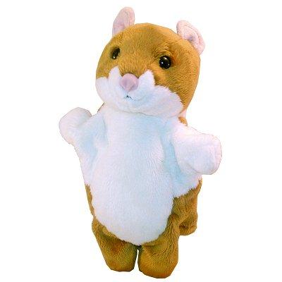 Au Sycomore Peluche Marionnette Hamster