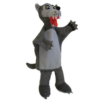 Au Sycomore Marionnette Grand Méchant Loup