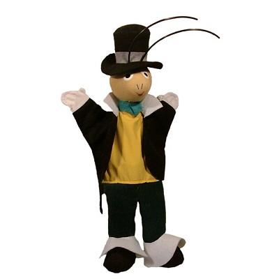 Au Sycomore Marionnette Pinocchio : Jimini Cricket