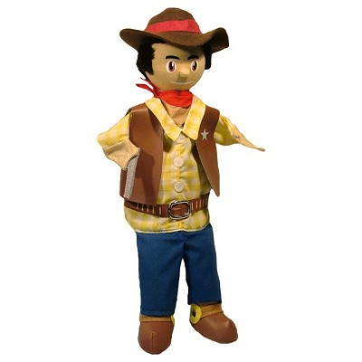 Au Sycomore Marionnette Cow Boy