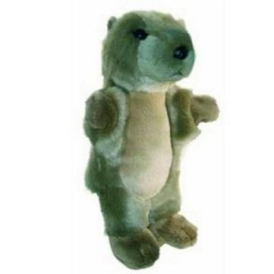 Au Sycomore Peluche Marionnette Marmotte