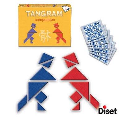 Diset Casse-Tête et figures tangram compétition