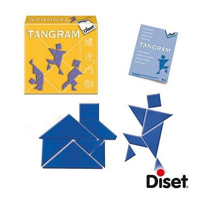 Diset Casse-Tête et figures tangram