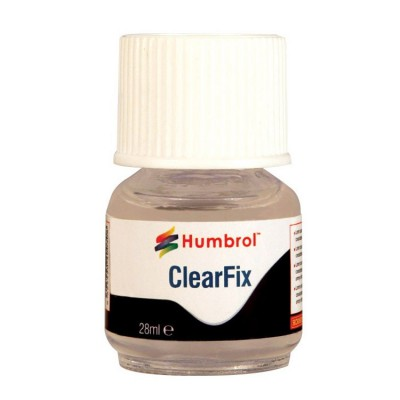 Humbrol Colle clearfix 28ml