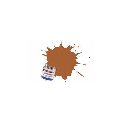Humbrol 009 - marron clair : enamel
