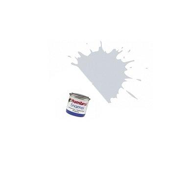 Humbrol 011 - argent : enamel