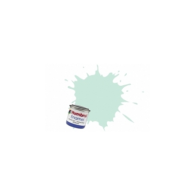 Humbrol 023 - bleu oeuf de canard mat : enamel