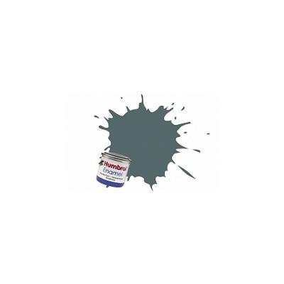 Humbrol 031 - gris ardoise mat : enamel