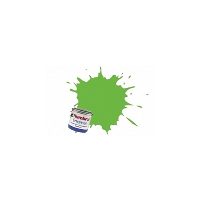 Humbrol 038 - citron vert : enamel