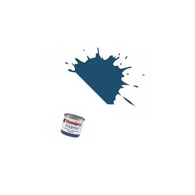 Humbrol 104 - bleu oxford mat : enamel