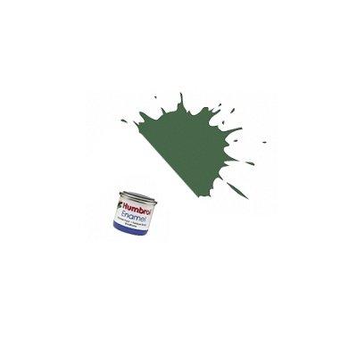Humbrol 117 - vert clair us mat : enamel