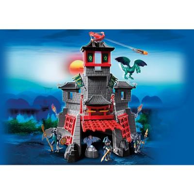 Playmobil Playmobil 5480 : Citadelle secrète du Dragon