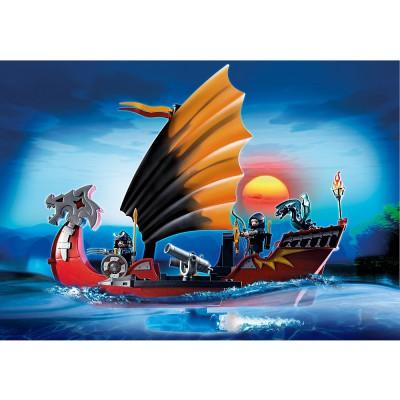 Playmobil Playmobil 5481 : Vaisseau d'attaque du Dragon