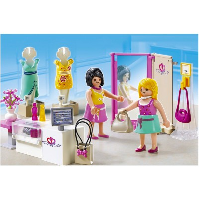 Playmobil Playmobil 5611 : Valisette shopping