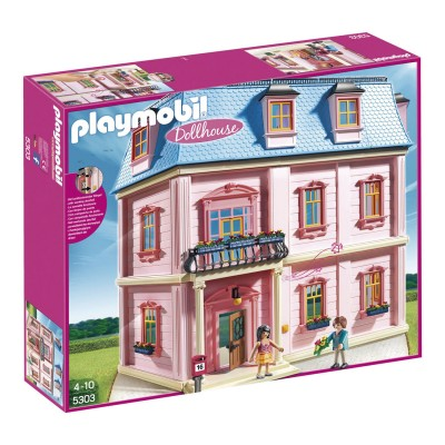Playmobil Playmobil 5303 : Dollhouse : Maison traditionnelle