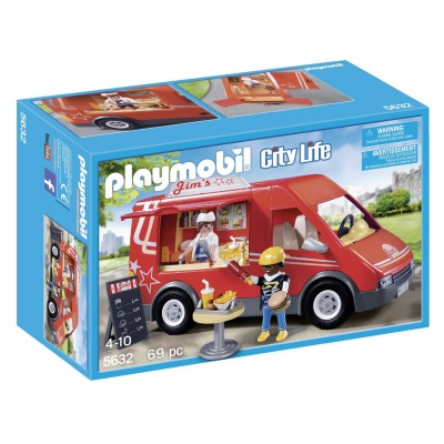 Playmobil Playmobil 5632 : City Life : Food truck