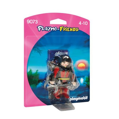 Playmobil Playmobil 9073 Playmo-Friends : Combattante