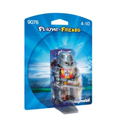 Playmobil Playmobil 9076 Playmo-Friends : Chevalier du Dragon Noir