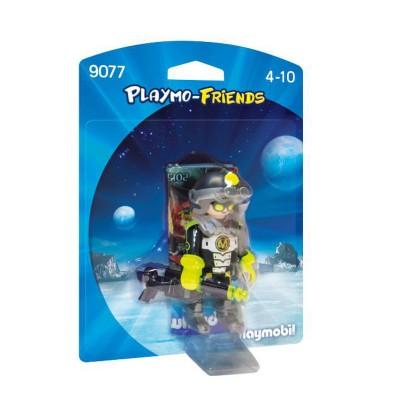 Playmobil Playmobil 9077 Playmo-Friends : Espion des Méga Masters
