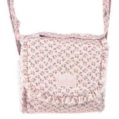 La Nina sac rose pour poupée le petit dudu 30 cm