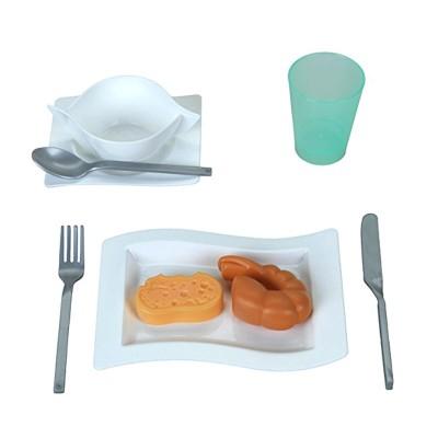Klein Dinette Villeroy & Boch : New Wave Mini Dinner Set : 9 accessoires