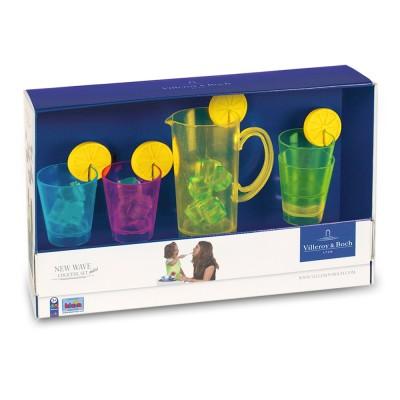 Klein Dinette Villeroy & Boch : Colour Concept Cocktail Set : 9 accessoires