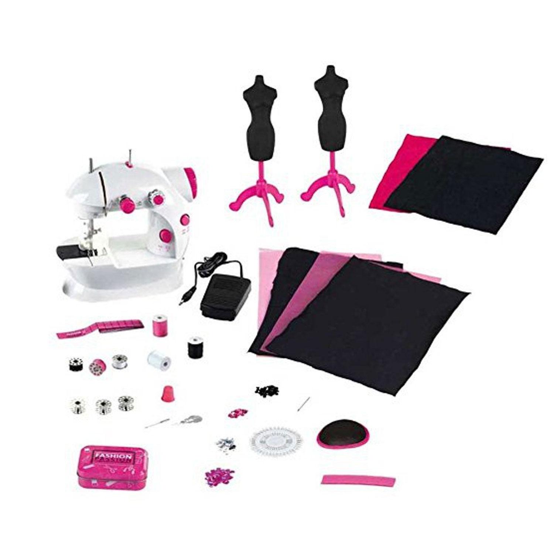 loisirs cr atifs kit couture avec machine coudre paris fashion passion ebay. Black Bedroom Furniture Sets. Home Design Ideas