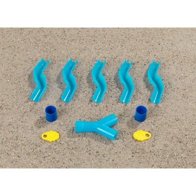 Klein Circuit d'eau aqua action : set tuyaux 3 et stop