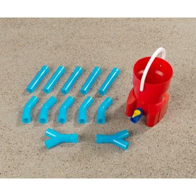 Klein Circuit d'eau aqua action : set château d'eau
