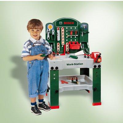 super tabli bosch et accessoires 100 cm klein magasin de jouets pour enfants. Black Bedroom Furniture Sets. Home Design Ideas