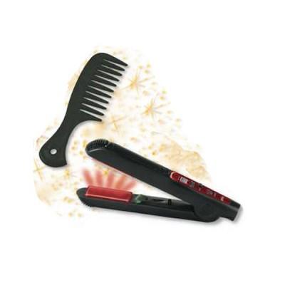 Klein Lisseur et peigne - Braun : Satin Hair