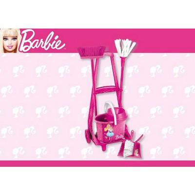 Klein Chariot de ménage - Barbie