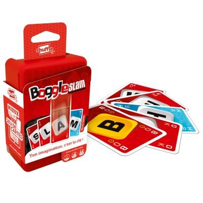 Cartamundi Jeu de cartes Shuffle : Boggle Slam. Jeu de cartes Shuffle : Boggle Slam