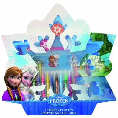Darpèje Coffret créatif flocon la reine des neiges (frozen)