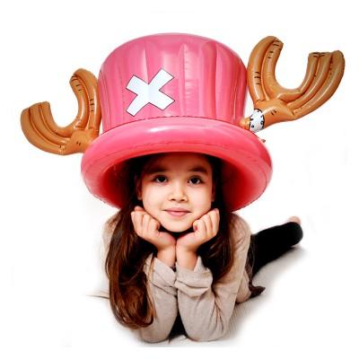 Abysse Corp accessoire one piece : chapeau gonflable de chopper
