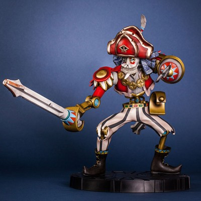 Abysse Corp figurine collector zelda : capitaine zigouille