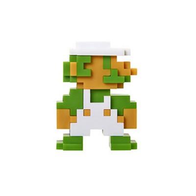 Abysse Corp mini figurine nintendo serie 5 : 8 bit luigi
