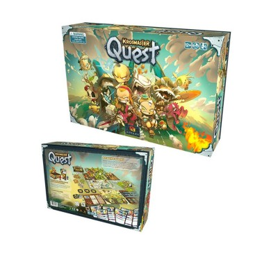 Abysse Corp jeu de plateau krosmaster quest