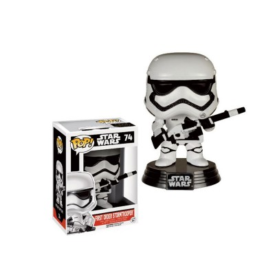 Abysse Corp figurine star wars pop vinyl 74 : trooper with blaster