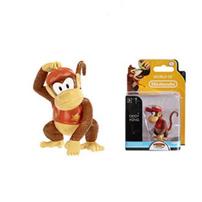Abysse Corp mini figurine nintendo : diddy kong