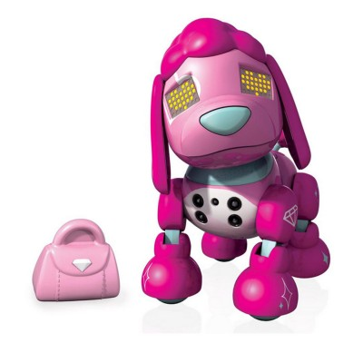 Spin Master Robot interactif : Zoomer zuppies Love : Glam